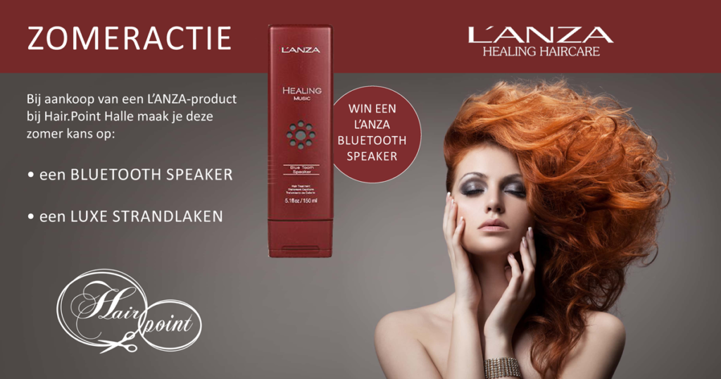 wedstrijd l'anza hairpoint halle